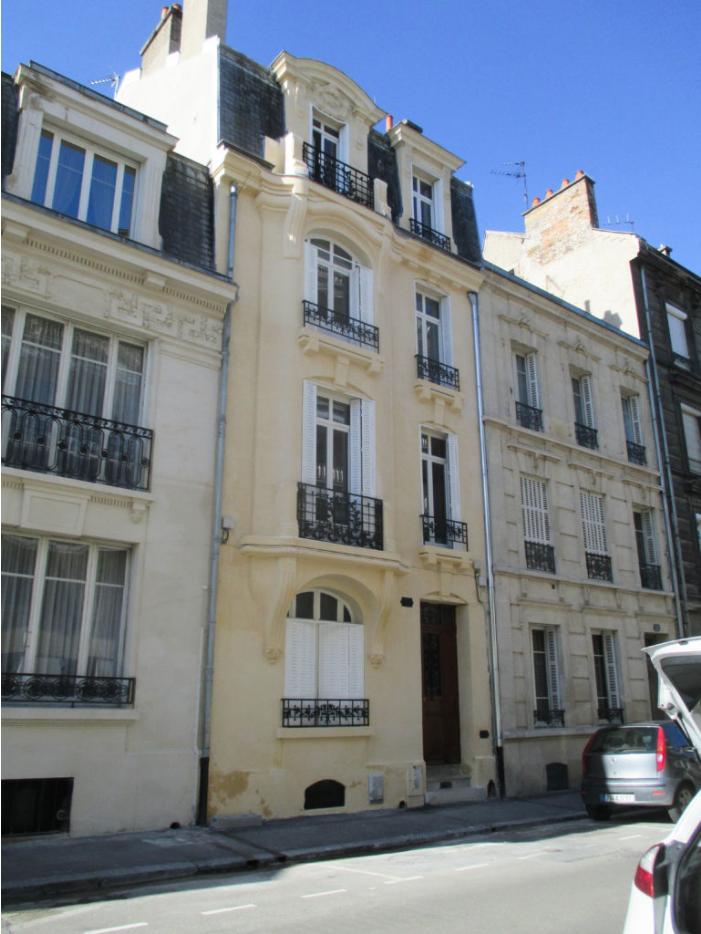 Exemple de rénovation de façade par Isologis